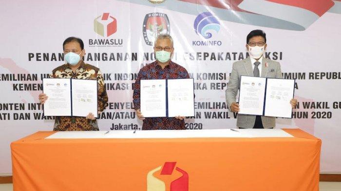 Rincian Dana Awal Kampanye Pilkada 2020, dari Menantu dan Putra Jokowi hingga Keponakan Prabowo