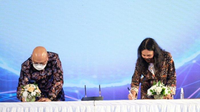 Peruri dan BPPT Teken Kerjasama Riset Penerapan Solusi Digital untuk Instansi Pemerintah