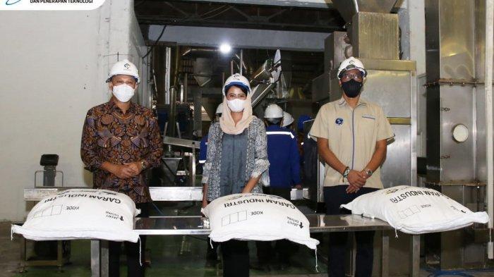 Garam Industri Masih Impor, BPPT Lakukan Inovasi Tingkatkan Kuantitas dan Kualitas Garam