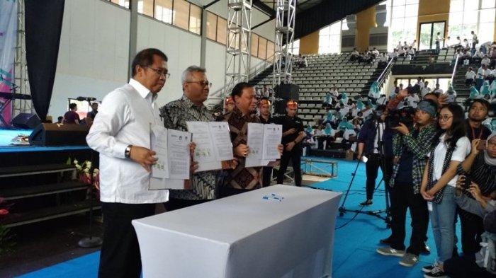 Kominfo, KPU dan Bawaslu Sepakat Tangkal Hoaks di Dunia Maya