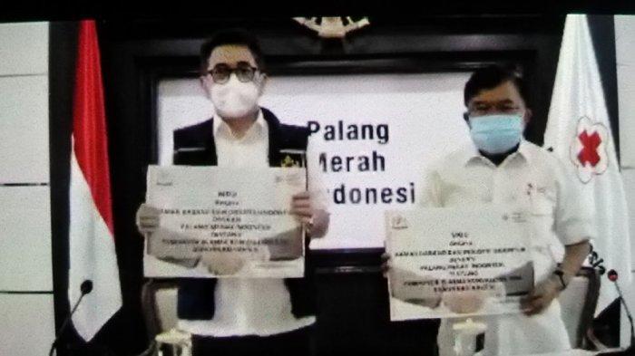 Kadin Kerja Sama dengan PMI Sediakan Sarana dan Prasarana Donor Plasma Konvalesen