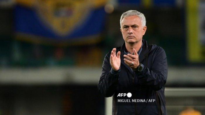 Berita AS Roma Vs Udinese, Jose Mourinho: Roma Harus Ubah Kesedihan Jadi Motivasi Bukan Jadi Depresi