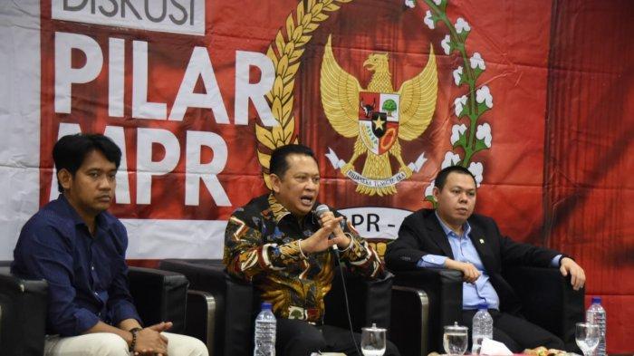 Bamsoet: Ada Wacana Publik Menghadirkan Kembali Utusan Golongan dalam MPR RI