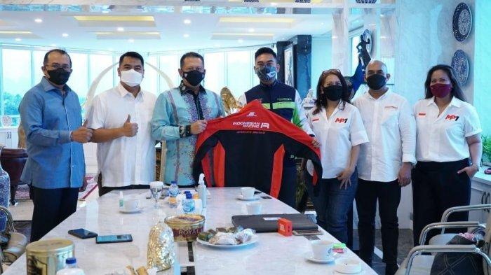 TerimaMotora Prima Indonesia,Bamsoet Ajak Siapkan Indonesia Jadi Tuan RumahMini GP World Series