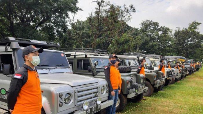 Bamsoet Apresiasi TerbentuknyaTeam Rescue Tanggap Bencana LRCI