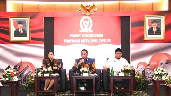 Ketua MPR : Jelang Pelantikan Presiden Situasi Keamanan Kondusif