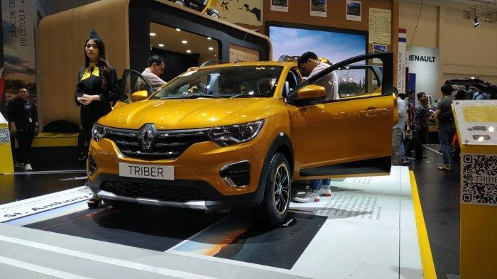 Inden MPV Renault Triber Tembus 1.500 Unit, Pengiriman Dilakukan Bertahap Sampai Juni