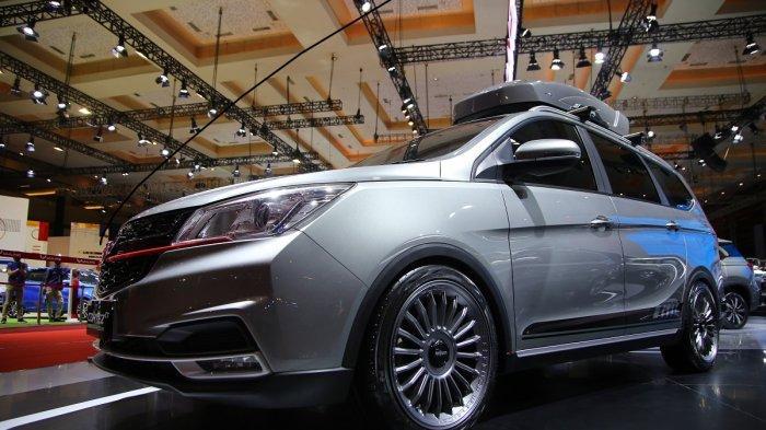 Wuling Sulap Duet MPV New Confero S dan Cortez CT Type S Jadi Sporty Look di IIMS Hybrid 2021