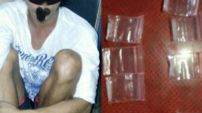 Mr Black Ditangkap Polisi di Pondok Tak Berpenghuni