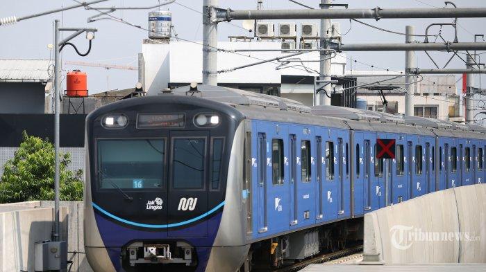 2 Stasiun MRT Ditutup, Mulai Hari Ini Kereta Tak Berhenti di Bendungan Hilir dan Senayan