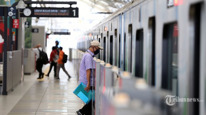 Kurangi Kontak Fisik selama New Normal, MRT Hentikan Layanan Penjualan Kartu Single Trip