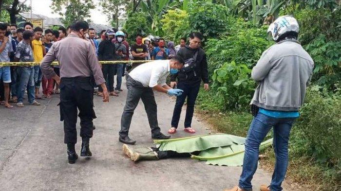 Pria di Sulawesi Bacok Istri Gara-gara Telat Bawa Makanan, 4 Warga yang Melerai Ikut Dibacok