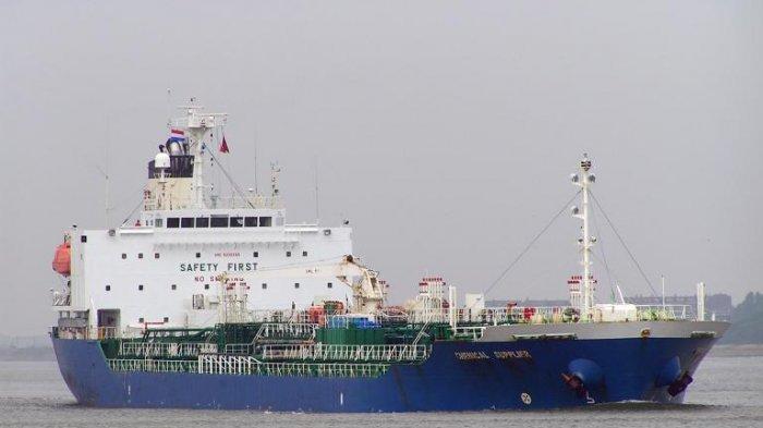 Seoul Marah dan Kirim Kapal Perang Setelah Iran Sita Kapal Tanker Korsel