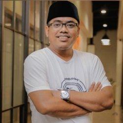 CEO lembaga Cyber Indonesia, Muannas Alaidid.