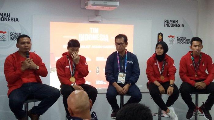 Rumah Indonesia Bakal Dilanjutkan di Olimpiade Jepang 2020 kata Muddai Madang