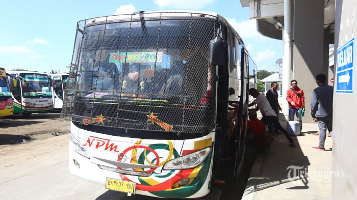 Bus Soal Sepinya Penumpang dari Terminal Pulo Gebang