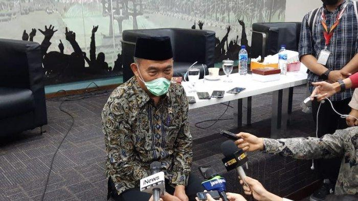 Menteri Koordinator Bidang Pembangunan Manusia dan Kebudayaan Muhadjir Effendy.
