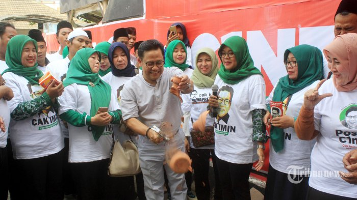 Politikus Golkar: Sepertinya Cak Imin Sudah Tak Sabar Ingin Jadi Wakil Presiden