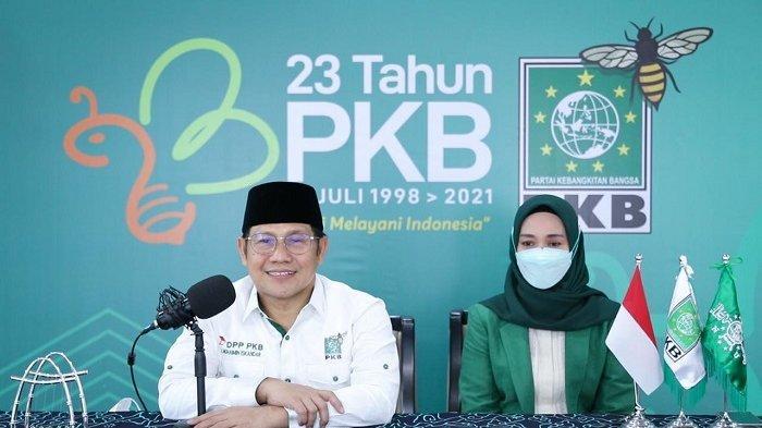 Harlah ke-23 PKB, Gus Muhaimin Targetkan Partai yang Dipimpinnya Menang Pemilu 2024