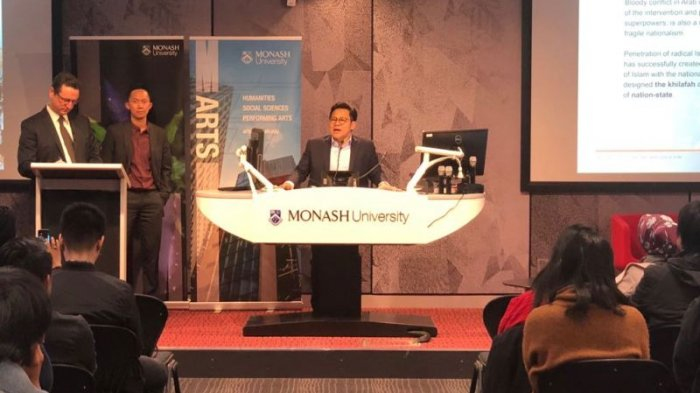 Monash University: Cak Imin Perwujudan Islam-Nasionaliis