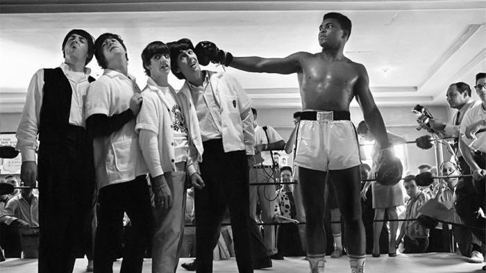 Nico Ali Walsh, Cucu Muhammad Ali Menang Ronde 1 Saat Bertarung dengan Memakai Celana Tinju Kakeknya