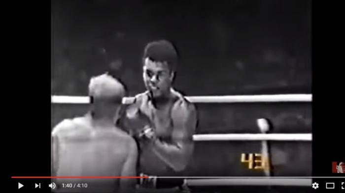 Lima Kekalahan Muhammad Ali di Atas Ring