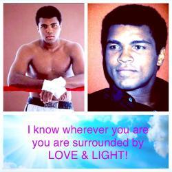 Kesedihan Puteri Muhammad Ali