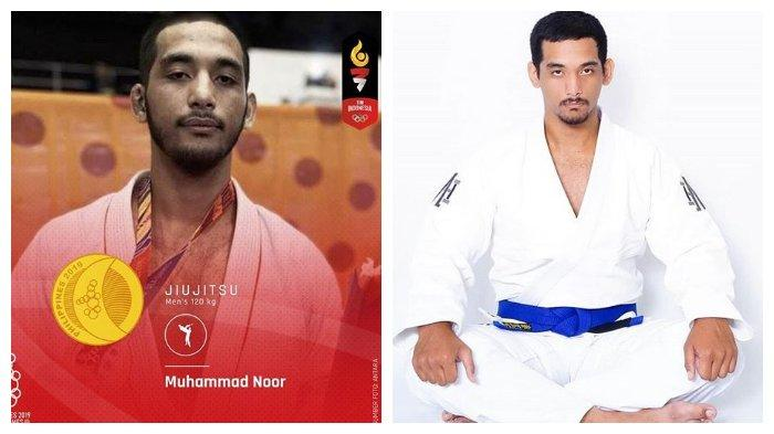 Profil Muhammad Ariq Noor, Peraih Emas ke-71 Indonesia di SEA Games 2019 Filipina Cabor Jiujitsu