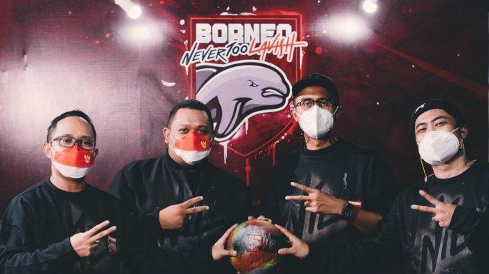 Borneo FC dan Nevertoolavis Siap Sebarkan Virus kreatif Di Persepakbolaan  Indonesia