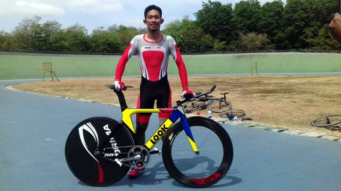 Kisah M Fadli: Pebalap Motor yang Kehilangan Kaki Kirinya dan Kini jadi Atlet Para Cycling Indonesia