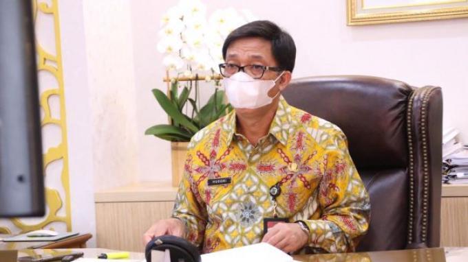 Sekretaris Jenderal (Sekjen) Kementerian Dalam Negeri (Kemendagri) Muhammad Hudori, Senin (9/11/2020).
