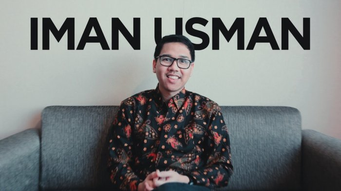 Iman Usman Bongkar Perjuangan Belva Devara Bekerja 18 Jam Sehari: Your Job is So Difficult!
