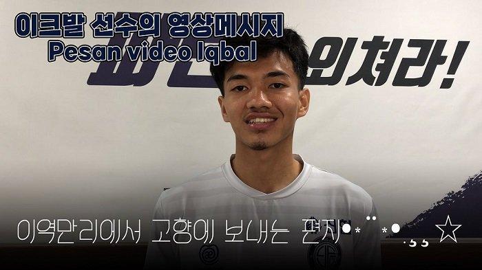 Ikuti Jejak Asnawi Mangkualam, Pemain Jebolan Timnas U19 Ini Main di K-League 3
