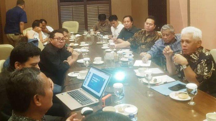 Dialog SMSI Pusat Bersama Mohammad Nuh dan Hatta Rajasa: Eksploitasi Data dan Pentingnya Kreativitas