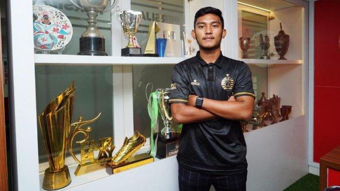 Rafli Mursalim Banyak Belajar Kepada Seniornya yang Gabung di Dewa United FC