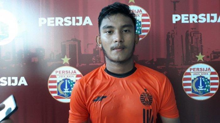 Muhammad Rafli Mursalim Sudah Gabung Berlatih Bersama Pemain Persija Jakarta