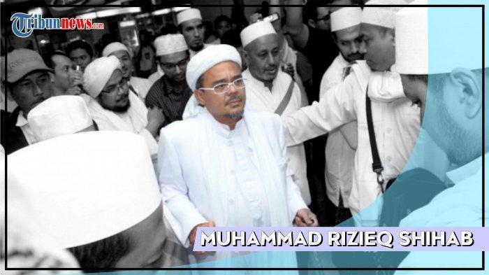 Rizieq Shihab Jadi Syarat Rekonsiliasi, Tanggapan Mahfud MD hingga Waketum PAN Minta Jokowi Menolak