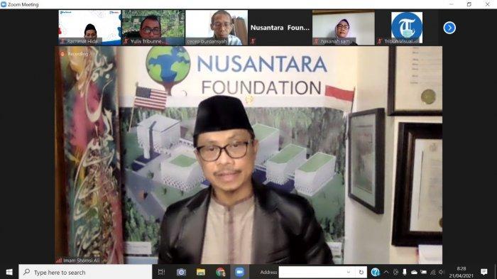 Mimpi Bangun Pesantren Pertama di Amerika, Syamsi Ali: Ini Akan Jadi Representasi Kecil Kehebatan RI