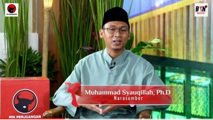 Muhammad Syauqillah: Membunuh Satu Orang Sama Artinya Membunuh Seluruh Umat