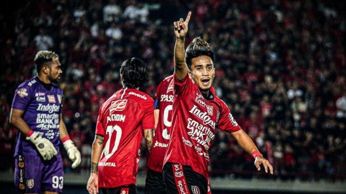 Muhammad Taufiq, Gelandang senior milik Bali United