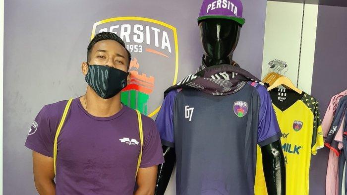 Persita Tangerang Banyak  Belajar dari Piala Menpora 2021 kata Muhammad Toha
