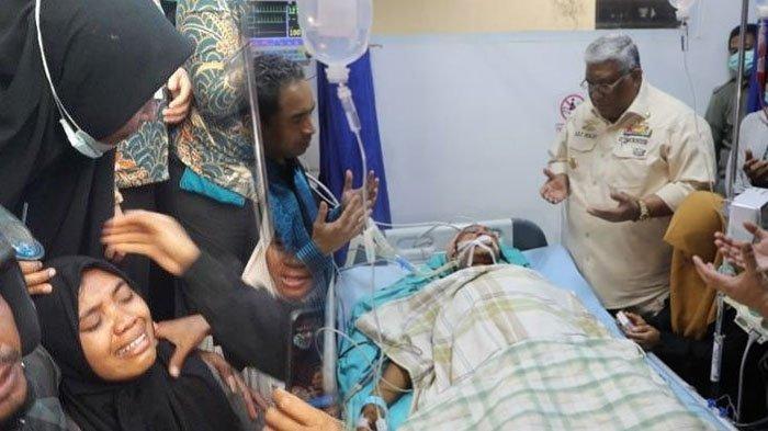 Diprotes Ibunda Korban, Polri Masih Menggali Kematian Mahasiswa Halu Oleo Yusuf Kardawi