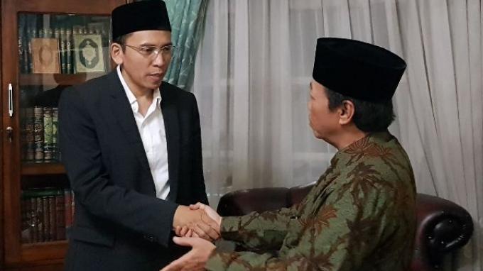 TGB-kah Cawapres Jokowi?