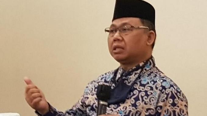 Direktur Bina KUA dan Keluarga Sakinah Ditjen Bimas Islam, Muharam Marzuki.
