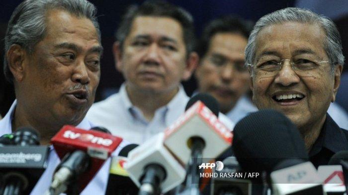 Mahathir Pertanyakan Dukungan Mayoritas Pemerintahan Muhyiddin, Tantang Kalahkan Mosi Tidak Percaya