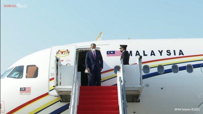 PM Malaysia Tiba di Indonesia untuk Hadiri ASEAN Leaders' Meeting