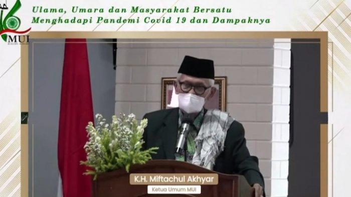 MUI Usul ke Menko Polhukam Mahfud MD : Longgarkan PPKM Perketat Prokes