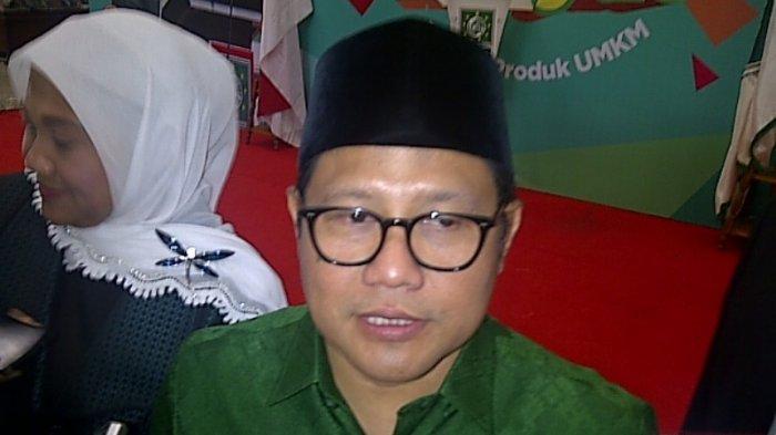 PKB Dorong Cak Imin Jadi Cawapres Jokowi di 2019