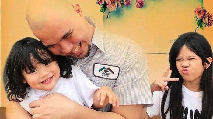 Peringati Hari Ayah, Mulan Jameela Puji Ahmad Dhani: Sekuat Apapun Dia Bisa Menitikkan Air Mata