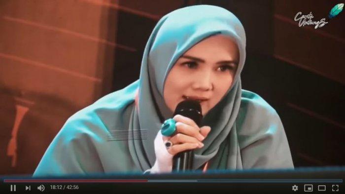 Tangkap Layar YouTube Cerita Untungs Mulan Jameela Hijrah